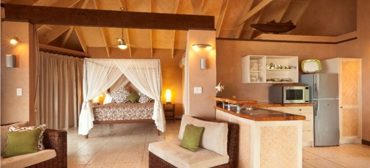 Hotel Sea Change Villas: Hotel Details RAROTONGA