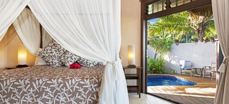 Hotel Sea Change Villas: Internet Point RAROTONGA