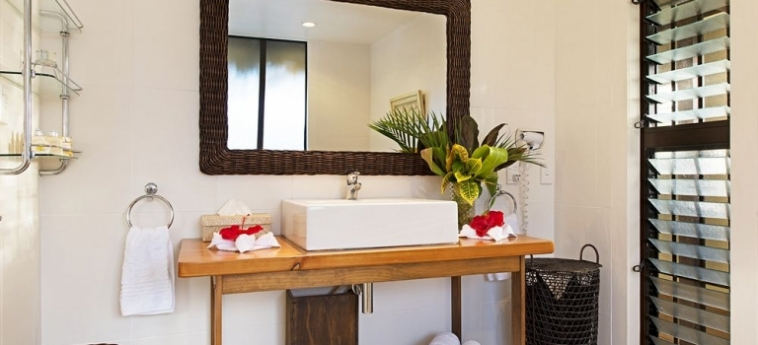 Hotel Sea Change Villas: Banquet Room RAROTONGA