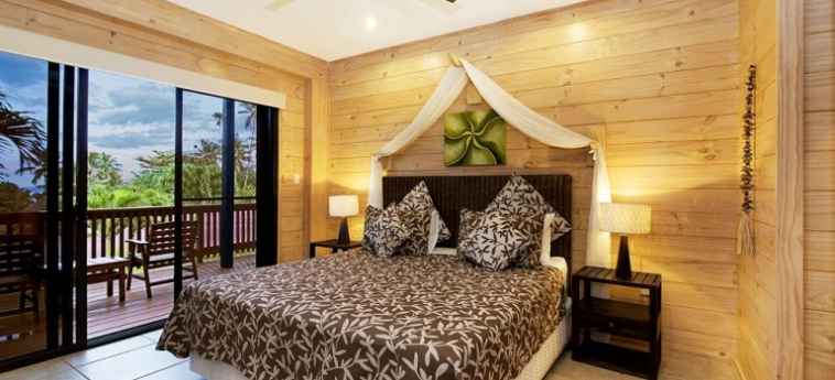 Hotel Sea Change Villas: Games Room RAROTONGA
