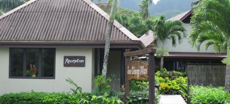 Hotel Sea Change Villas: Standard Room RAROTONGA