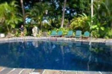 Hotel Pacific Resort: Piscina RAROTONGA