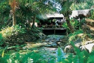 Hotel Pacific Resort: Ristorante RAROTONGA