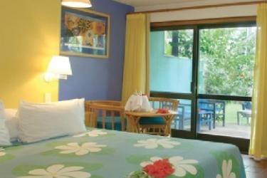 Hotel The Rarotongan Beach Resort & Spa: Guest Room RAROTONGA