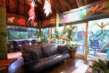 Hotel The Rarotongan Beach Resort & Spa: Lobby RAROTONGA