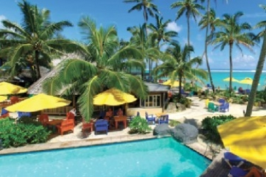 Hotel The Rarotongan Beach Resort & Spa: Piscina RAROTONGA