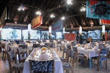 Hotel The Rarotongan Beach Resort & Spa: Ristorante RAROTONGA