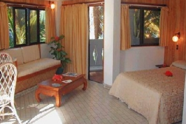 Raina Beach Apartments: Guest Room RAROTONGA
