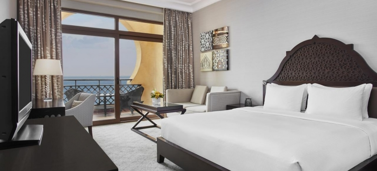 Hotel Hilton Ras Al Khaimah Resort & Spa: Camera Matrimoniale/Doppia RAS AL KHAIMAH