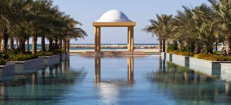 Hotel Hilton Ras Al Khaimah Resort & Spa: Dettagli Strutturali RAS AL KHAIMAH