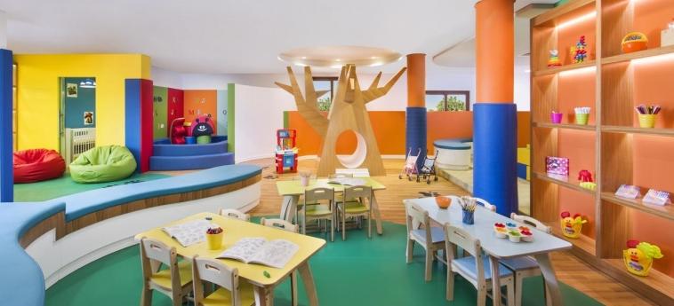Hotel Hilton Ras Al Khaimah Resort & Spa: Sala Giochi RAS AL KHAIMAH