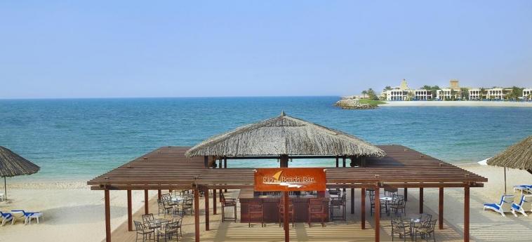 Hotel Hilton Ras Al Khaimah Resort & Spa: Spiaggia RAS AL KHAIMAH