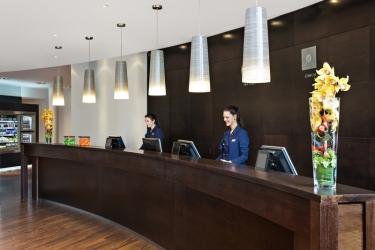 Hotel Nh Frankfurt Airport West: Lobby RAUNHEIM