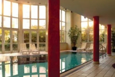 Hotel Nh Frankfurt Airport West: Swimming Pool RAUNHEIM