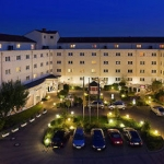Hotel Best Western Amedia Frankfurt Airport