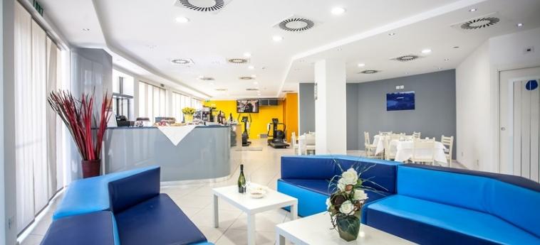 Hotel Oceanomare: Lobby RAVENNA