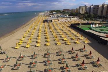 Family Hotel Marina Beach: Beach RAVENNA
