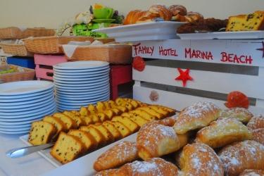 Family Hotel Marina Beach: Breakfast Room RAVENNA