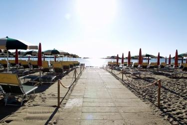 Family Hotel Marina Beach: Detail RAVENNA