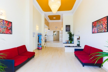 Family Hotel Marina Beach: Interior detail RAVENNA