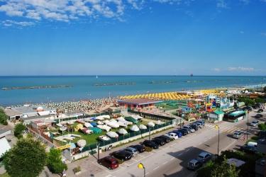 Family Hotel Marina Beach: Landscape RAVENNA