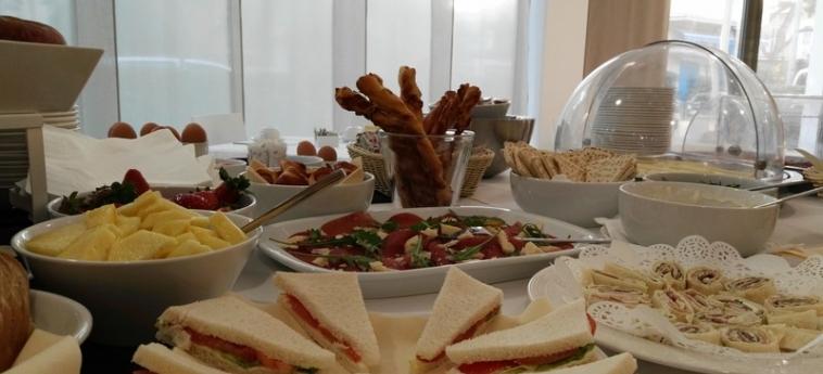 Hotel Oceanomare: Restaurant RAVENNE