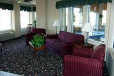Hotel Amerihost Inn & Suites: Hall REDDING (CA)