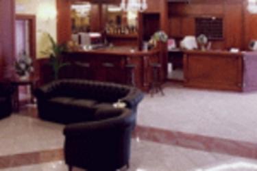 Hotel Tricolore: Réception REGGIO D'EMILIE