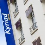 Hotel Kyriad Reims Centre