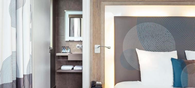 Hotel Novotel Rennes Centre Gare: Habitación de huéspedes RENNES