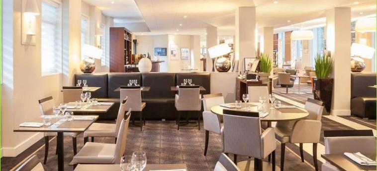Hotel Novotel Rennes Centre Gare: Restaurante RENNES