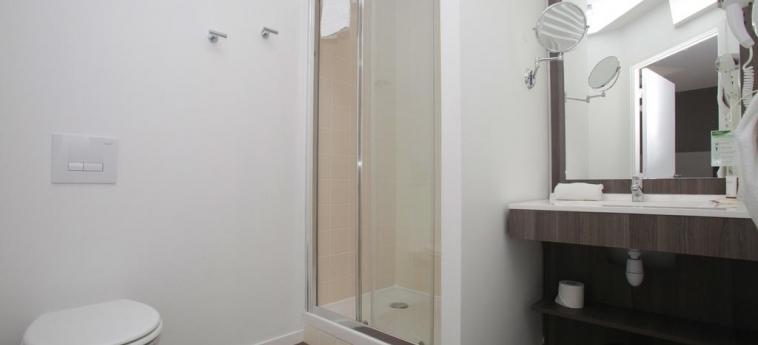 Odalys Appart'hotel Lorgeril: Cuarto de Baño RENNES