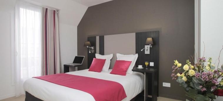Odalys Appart'hotel Lorgeril: Habitación RENNES