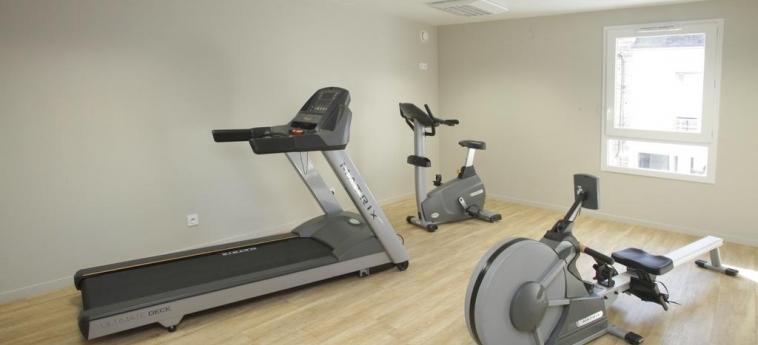 Odalys Appart'hotel Lorgeril: Health Club RENNES