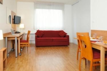 Hotel Sejours & Affaires Rennes Villa Camilla: Apartamento de dos piezas RENNES