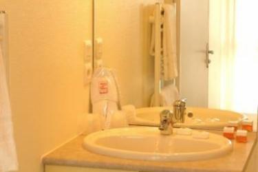 Hotel Sejours & Affaires Rennes Villa Camilla: Cuarto de Baño RENNES