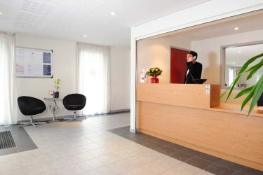 Hotel Sejours & Affaires Rennes Villa Camilla: Lobby RENNES