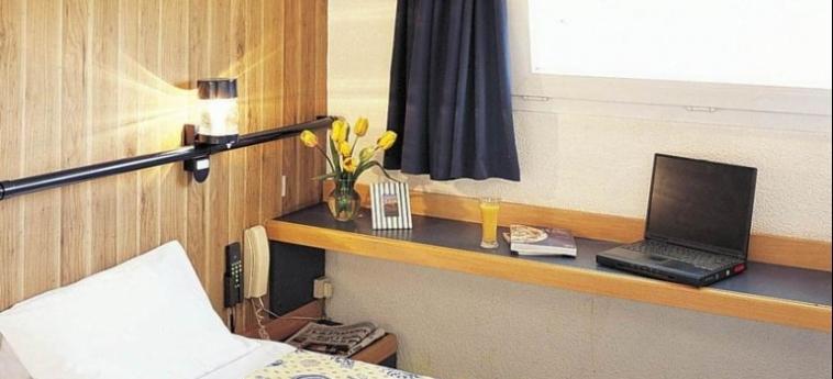 Hotel Premiere Classe Rennes Sud Est: Chambre Double RENNES