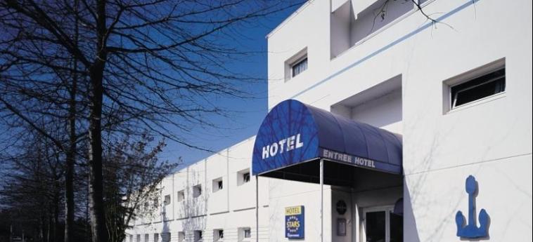 Hotel Premiere Classe Rennes Sud Est: Außen RENNES