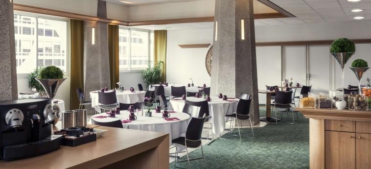Hotel Mercure Rennes Centre Gare: Dettagli Strutturali RENNES