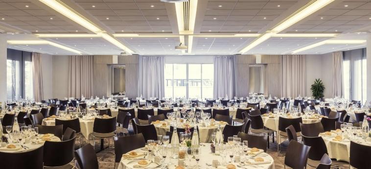 Hotel Mercure Rennes Centre Gare: Salón para Banquetes RENNES