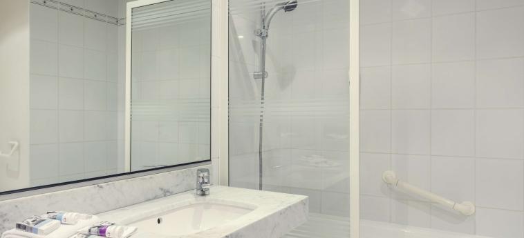 Hotel Mercure Rennes Centre Gare: Badezimmer RENNES