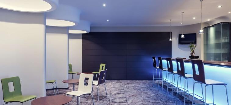 Hotel Mercure Rennes Centre Gare: Bar RENNES