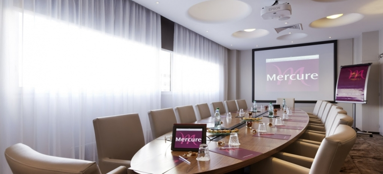 Hotel Mercure Rennes Centre Gare: Meeting Room RENNES