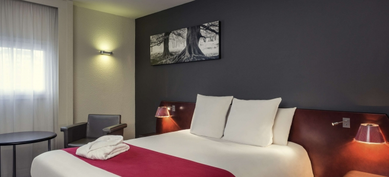 Hotel Mercure Rennes Centre Gare: Room - Double RENNES