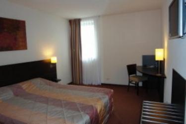 Brit Hotel Du Stade: Habitaciòn Gemela RENNES