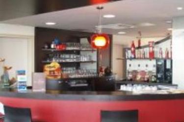 Brit Hotel Du Stade: Bar RENNES