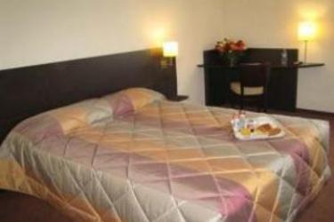 Brit Hotel Du Stade: Doppelzimmer RENNES