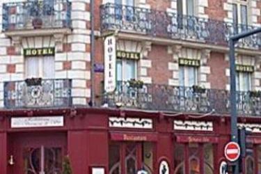 Hotel De La Tour D'auvergne Rennes: Exterior RENNES