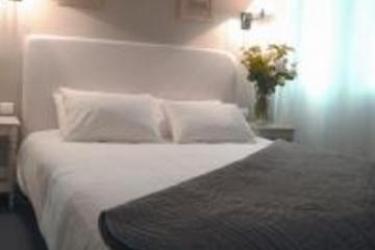 Hotel De Nemours: Chambre Double RENNES